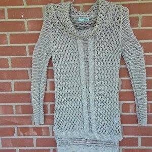 Maurice loosely woven gorgeous sweater, sz M